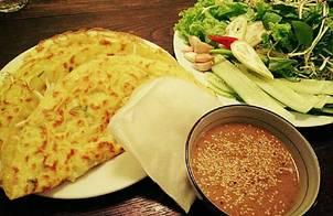 Bánh xèo (bánh crêpes Việt)