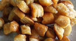 Hình ảnh món Bánh mì caramel/Caramel bread popcorn