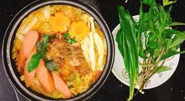 Hình ảnh món Bữa tối cay nồng Mỳ Bò Cay