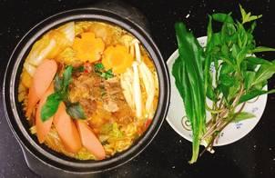 Bữa tối cay nồng Mỳ Bò Cay