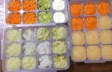 Chia sẻ kinh nghiệm nấu ăn dặm kiểu Nhật