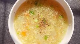 Hình ảnh món Súp rau củ - bữa sáng cho ngày lười (đi chợ)