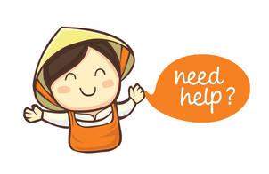 Bạn có bao nhiêu quyền trợ giúp trên Cookpad?