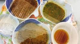 Hình ảnh món Bốn loại nước chấm vịt, bò nướng