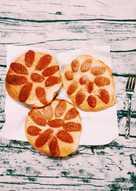 Bánh bột mì xúc xích kiểu mới