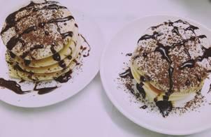 Soufflé Pancake (Fluffy Pancake)