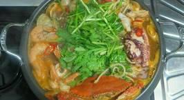 Hình ảnh món Lẩu Hải Sản 해물탕