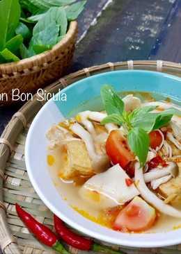Canh Tom Yum Chay