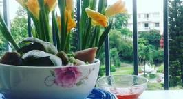 Hình ảnh món Canh chân giò hầm hoa Atiso