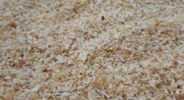 Hình ảnh món Làm bột chiên xù (bột cà mì) từ bánh mì cũ