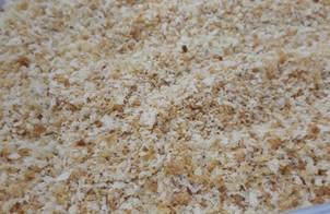 Làm bột chiên xù (bột cà mì) từ bánh mì cũ