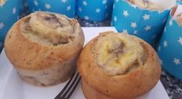 Hình ảnh món Bánh Muffin chuối... thơm ngon bổ dưỡng cho bé lười ăn chuối