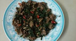 Hình ảnh món Thịt bò xào lá lốt