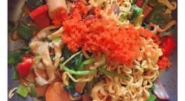 Hình ảnh món Mì Cay Samyang Ít Calories