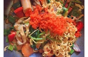 Mì Cay Samyang Ít Calories