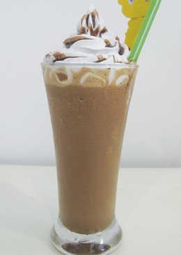 Cà phê sữa chocolate ngọt ngào mát lạnh!