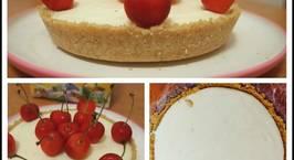 Hình ảnh món Cheesecake không cần lò nướng