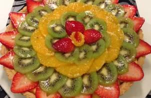 Bánh Fruit Tart
