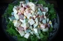 Salad rau củ quả