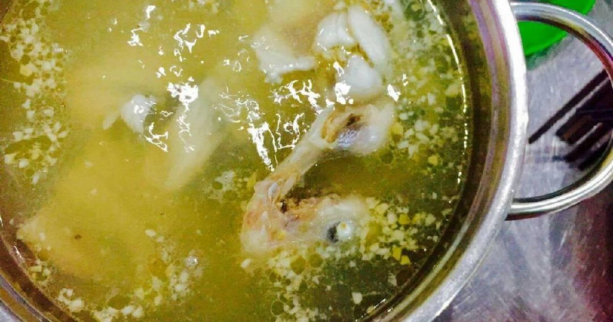 Lẩu cá diêu hồng nấu nước dừa tươi
