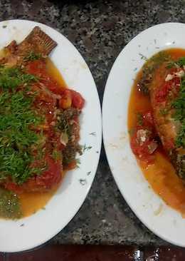 Cá chép sốt cà chua
