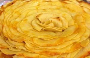 Classic French Apple Tart (Bánh tart táo cổ điển kiểu Pháp)