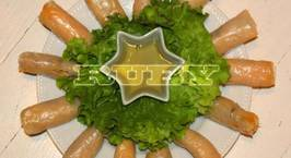 Hình ảnh món Cách nướng chả giò (nem) bằng lò nướng 10'