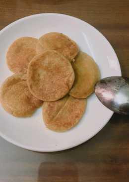 Bánh Yến Mạch Chuối Phomai Cho Bé
