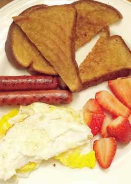 Bữa sáng thứ 3 ở Mỹ