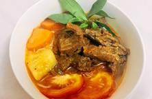 Bún Bò rau răm Phan Thiết