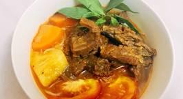 Hình ảnh món Bún Bò rau răm Phan Thiết