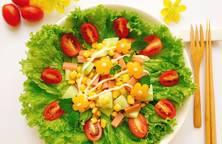 Salad sắc xuân
