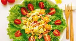 Hình ảnh món Salad sắc xuân