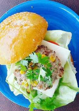 Hamburger kiểu Mexico