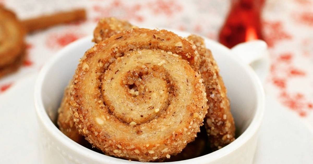 Bánh quế cuộn