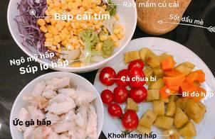 Salad giảm cân cực ngon