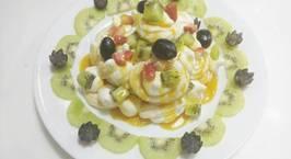 Hình ảnh món Passion Fruit Pavlova