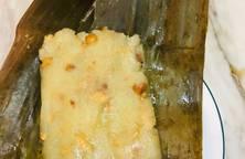 Bánh lá khoai mì (sắn)