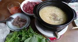 Hình ảnh món Thịt bò nhúng dấm