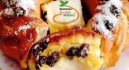 Hình ảnh món Bánh mỳ bơ sữa kiểu Nhật ( Japannese Condensed Milk Bread)