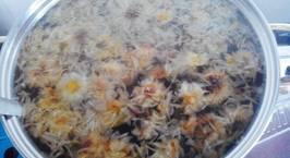 Hình ảnh món Nha đam đường phèn hoa cúc