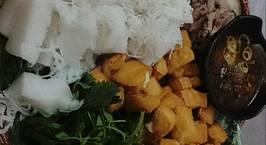 Hình ảnh món Bún đậu mắm tôm
