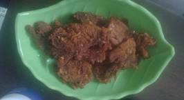 Hình ảnh món Thịt lợn giả bò khô
