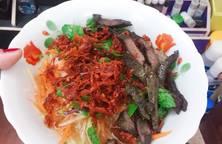 Nộm Bò Khô Gan Heo