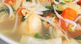 Hình ảnh món Canh chua đậu hũ/canh chua chay