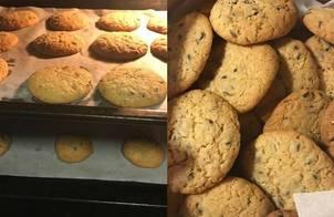 Cookie Chocochip (Bánh quy choco)