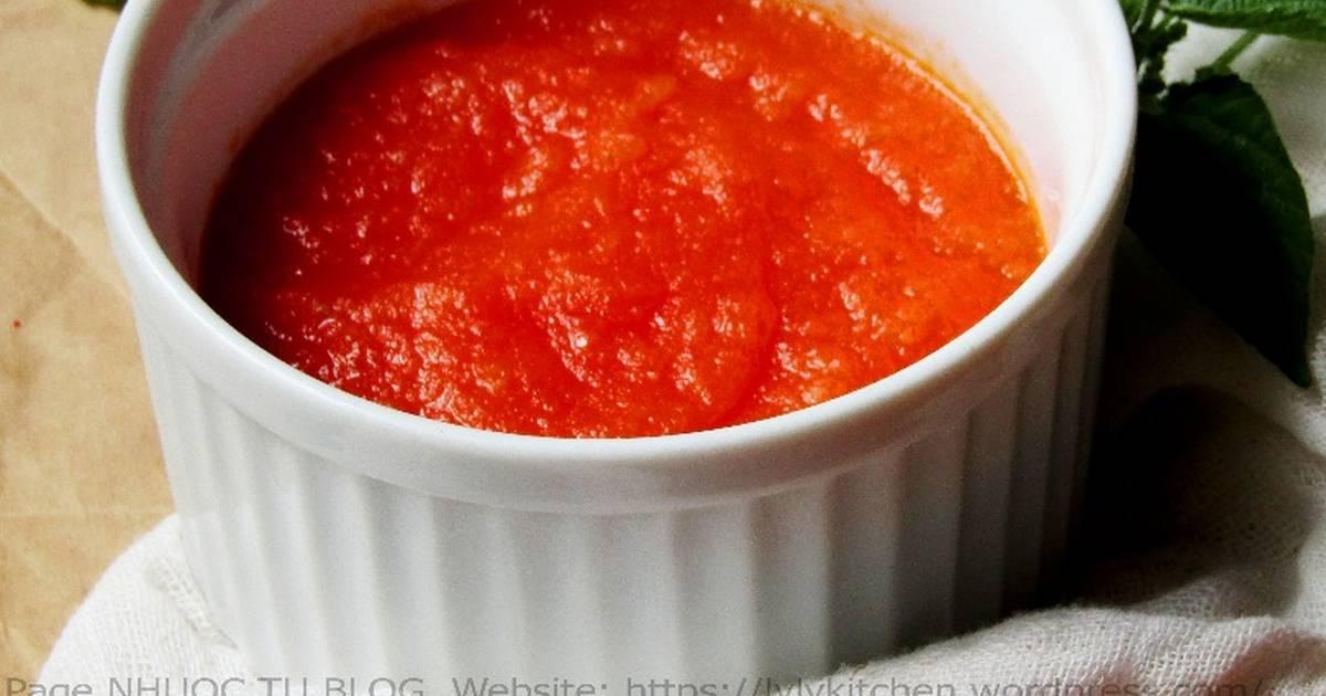 Tomato sauce (sốt cà chua)