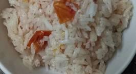 Hình ảnh món Cơm cà chua (whole tomato rice ?)