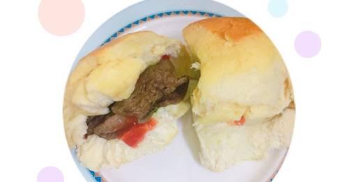 Hình ảnh Vegan Hamburger