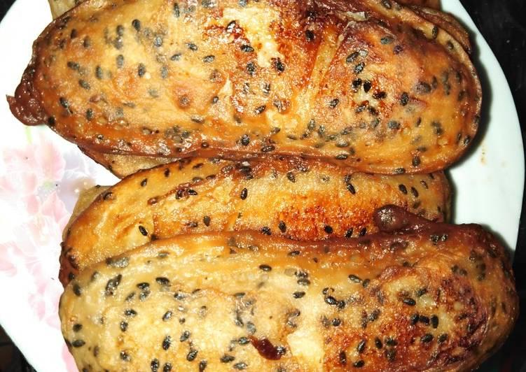 Kết quả hình ảnh cho chuoi chien cot dua cookpad.com